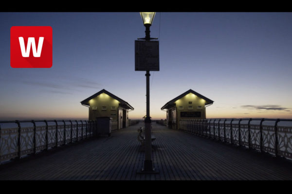 Penarth Pier – New Year's Day