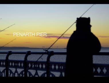 Penarth Pier – New Year's Day