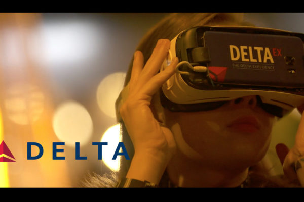 DELTA AIRLINES – PUSH FOR PROSECCO CAMPAIGN