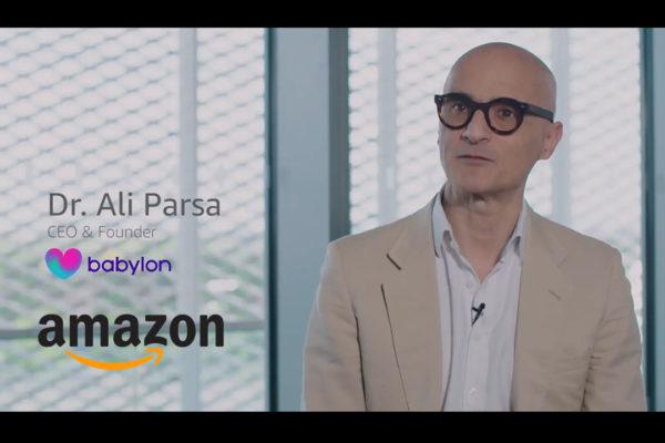 How Babylon Builds an AI Doctor App with AWS