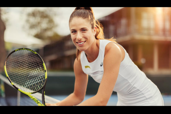 NATURE VALLEY – Johanna Konta UK #1