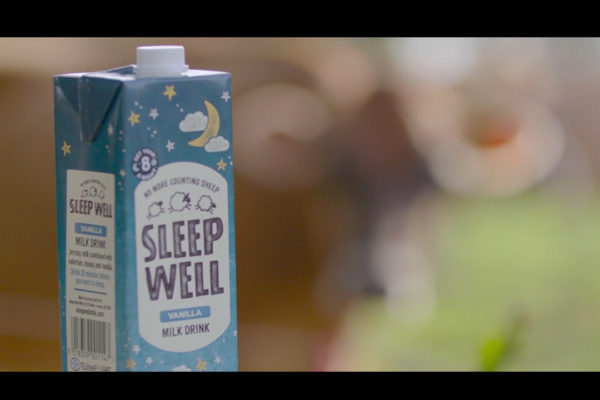 Sleep Well Milk – Equity Promo Pitch Video