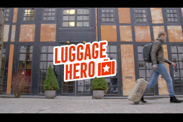 Luggage Hero – Crowdfunding Campaign 2019