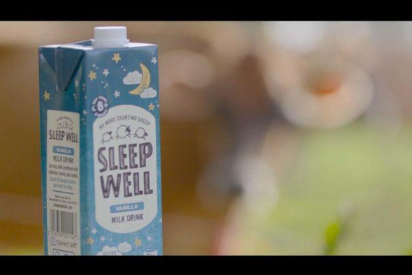 Sleep Well Milk – Seedrs Crowdfunding Pitch Video