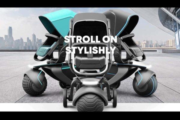 Cyberstroller – CrowdCube