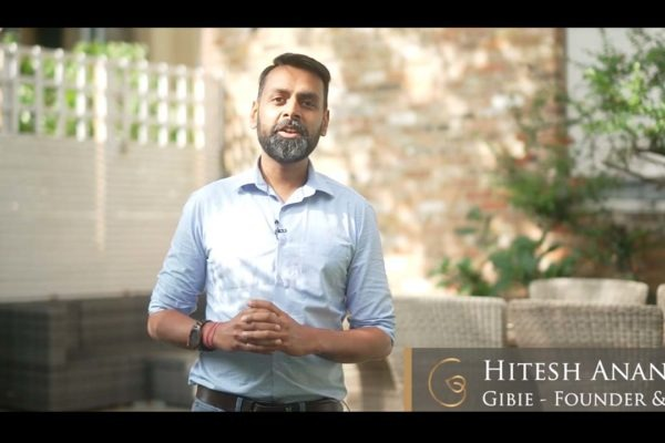 GIBIE – CrowdCube Crowdfunding Campaign
