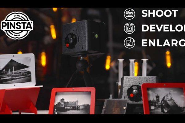 Pinsta Camera – Kickstarter Multi Video Package